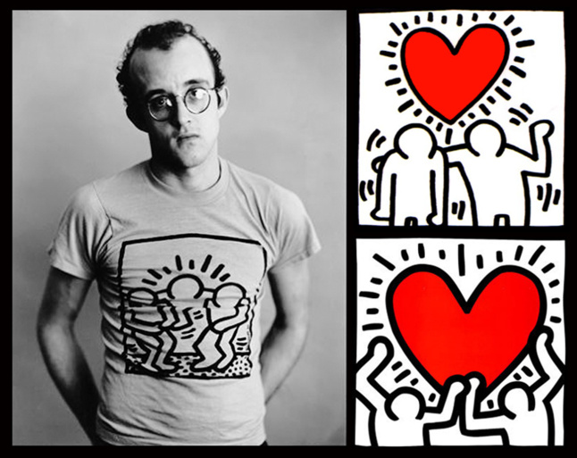 Keith Haring, le street art au quotidien