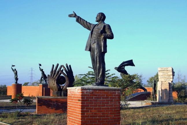 Memento Park, « seule la démocratie peut nous donner la possibilité de réfléchir librement sur la dictature »