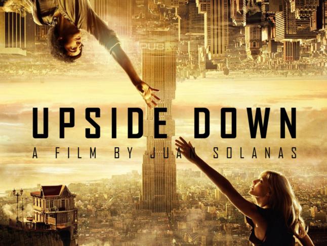 Upside Down, une tentative renversée