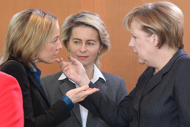 Allemagne : pas de quotas pour les femmes