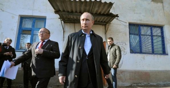 Poutine, ou la chasse à l'oligarque