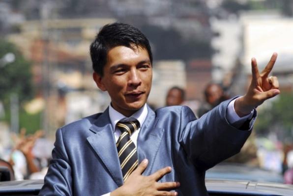 Andry Rajoelina (Photo: EPA)