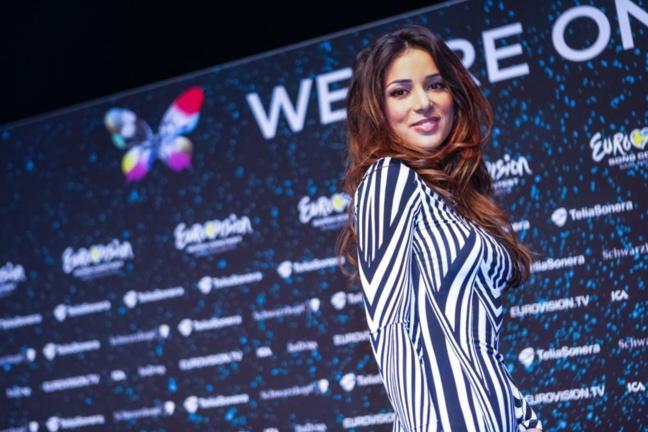 Zlata Ognevich troisième de l'Eurovision 2013 pour l'Ukraine