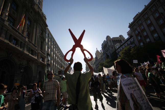 La Ley Wert, la privatización de la educación española ?