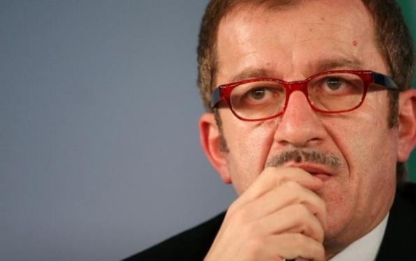 Roberto Maroni, ancien ministre de l'intérieur et secrétaire général de la Ligue du Nord