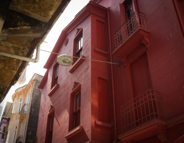 Le Musée de l'Innocence fondé à Istanbul par Orhan Pamuk. © Radio France - 2012 / Vincent Josse