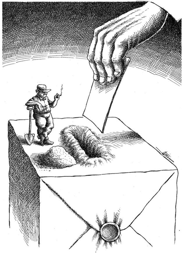 © Mana Neyestani