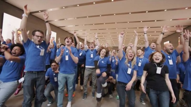 WWDC Apple Store
