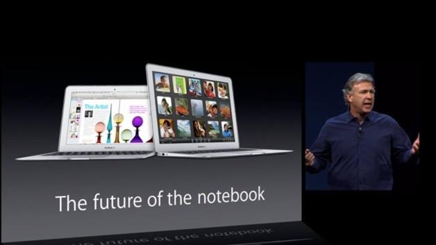 Les nouveaux Macbooks Air