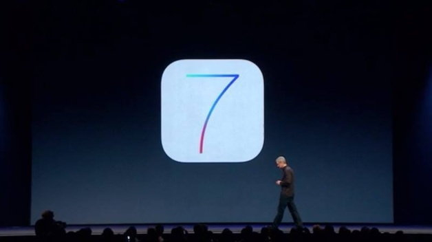 iOS 7 est officiellement annoncé