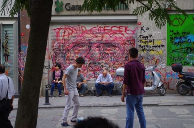 Street art à Istanbul : la rebellion sur les murs