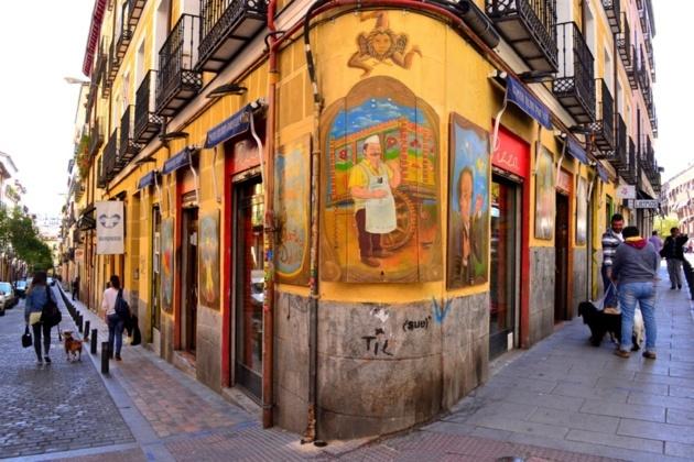 barrio maravillas madrid