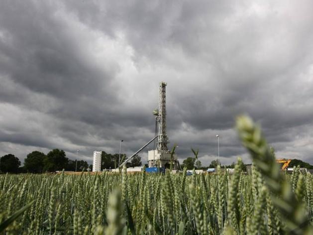 Exploitation de gaz de schiste en Pologne | Crédit Photo -- © Corbis