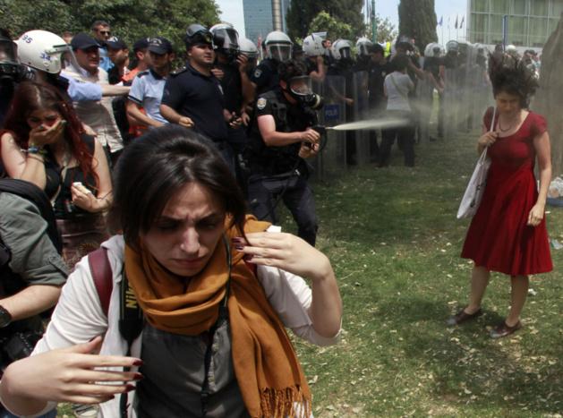 Crédit Photo -- Reuters