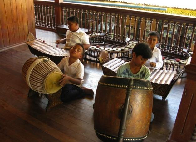 Les petits musiciens du Palais royal - Crédit Photo Audrey Sérandour