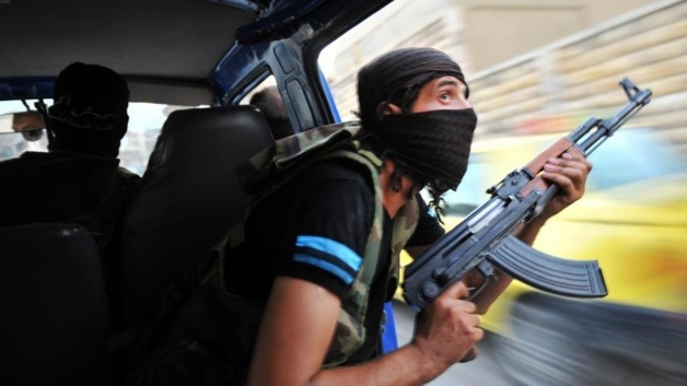 Photo -- BULENT KILIC / AFP