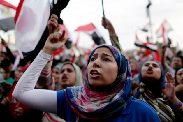 Crédit Photo -- Hassan Ammar/AP