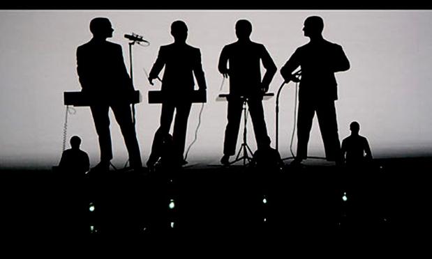 El grupo alemán Kraftwerk