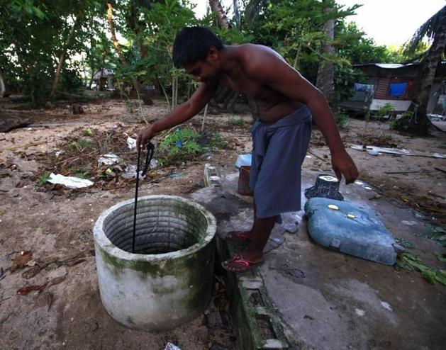 Kiribati | Crédit photo -- DAVID GRAY/REUTERS