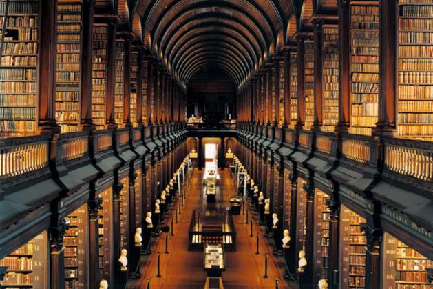 Trinity College | Credits -- Matthew Buck