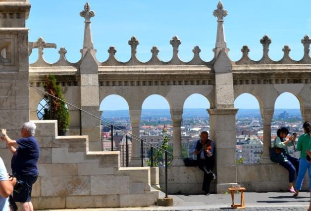 Château de Buda | Crédits photo -- Laurène Pérrussel-Morin/Le Journal International