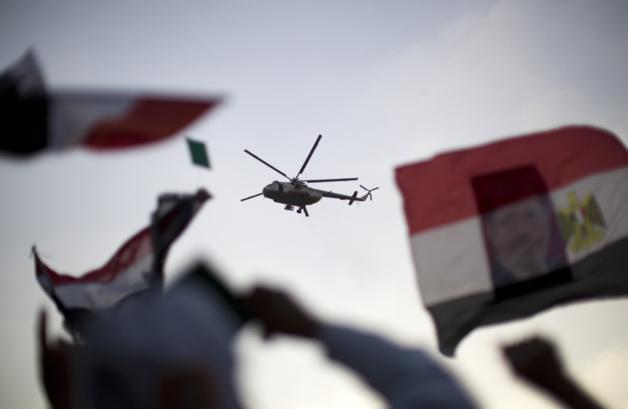 Crédit photo -- AFP / Mahmud Hams