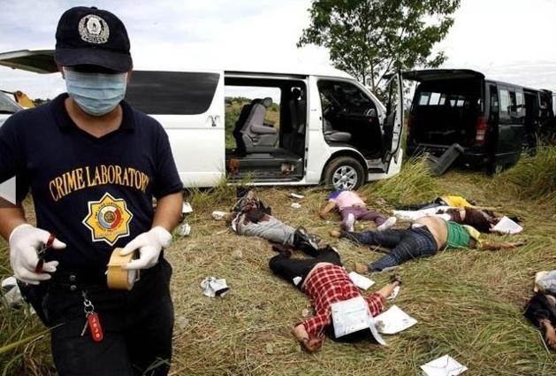 Massacre de Maguindanao | Crédit Photo -- mtholyoke.edu / solopos.com
