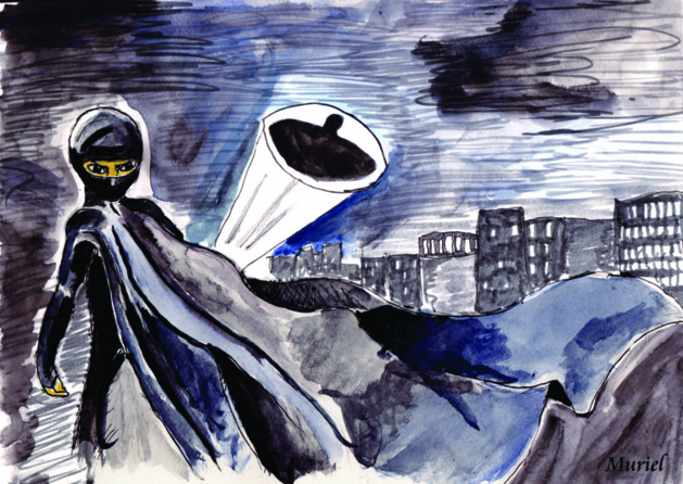 Burka Avenger terrasse les islamistes