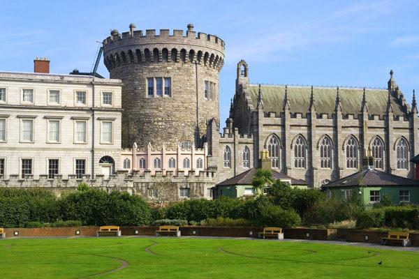 Dublin castle | Credits -- Artur Bogacki/Shutterstock