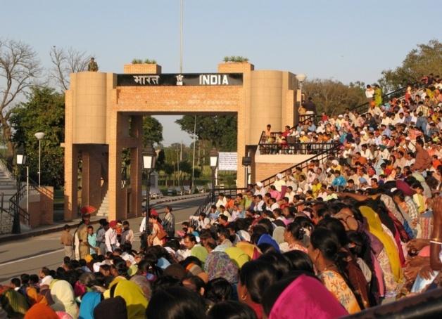 Public côté indien | Crédits photo -- Audrey Sérandour/Le Journal International