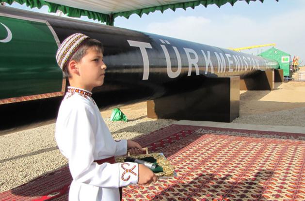 Faute d'infrastructures, le Turkménistan peine à exporter ses colossales réserves de gaz | Crédit Photo -- AFP / STR