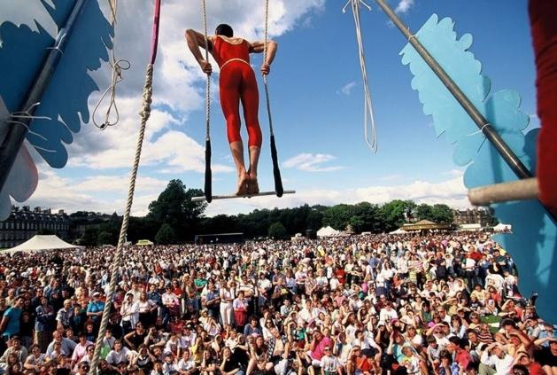 Crédits photo -- Edinburgh Festival Fringe