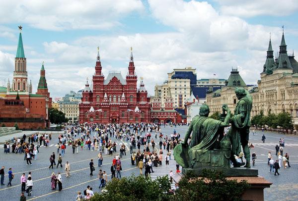 Place Rouge | Crédits photo -- Helen & Vlad Filatov/Shutterstock