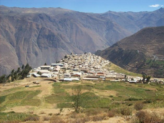 San Pedro de Casta | Crédits photo -- Sylvain Godoc/Le Journal International