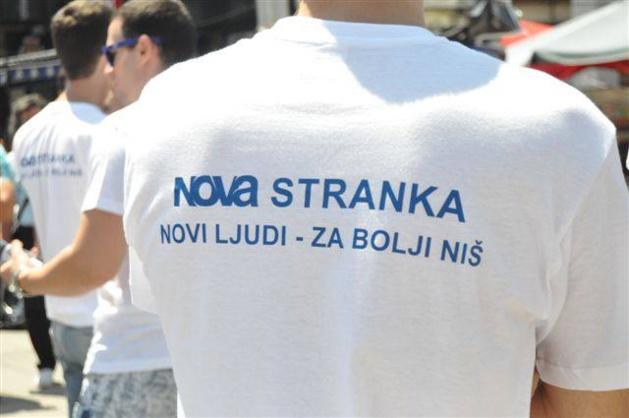 « De nouvelles personnes pour que Niš soit une ville meilleure » | Crédits photo -- Page Facebook officielle Nova Stranka
