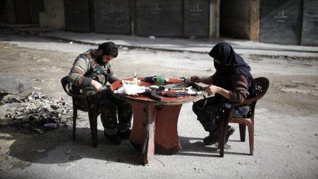 Crédit Photo -- Ahmed Jadallah / Reuters / Landov