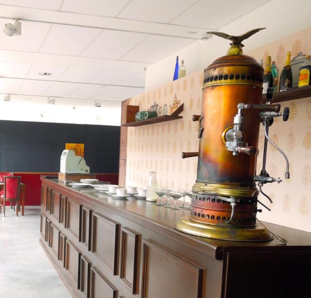 Un café imprégné d'histoires, de politique et de société | Crédits photo : Eliana Renteria/Le Journal International