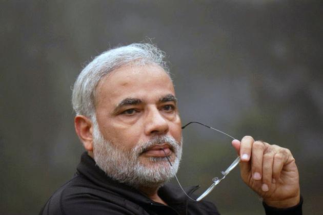 Narendra Modi | Credits -- Official Google + Page N.Modi