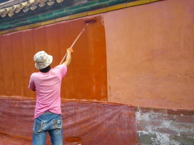 painters, credits Le Journal International