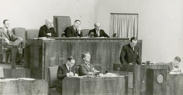 Société des Nations l Crédits photo -- UCDA
