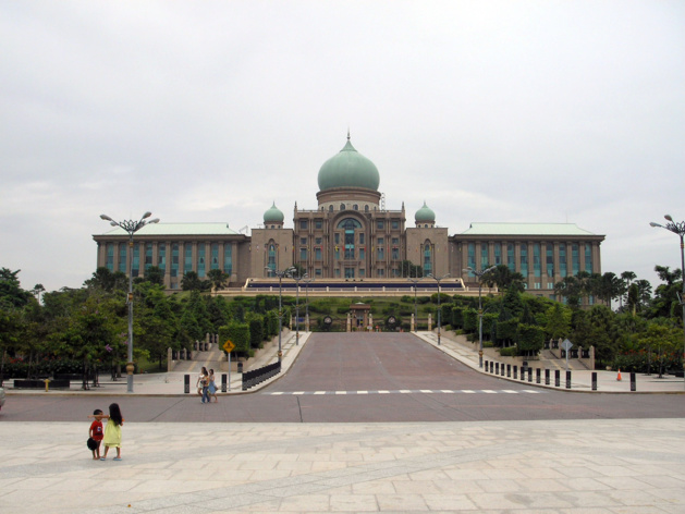putrajaya capitale de malaisie