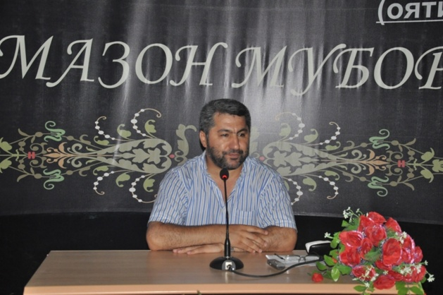Mukhiddin Kabiri, leader du Parti de la Renaissance Islamique (PRI) | Crédit Photo -- nahzat.tj / Flickr