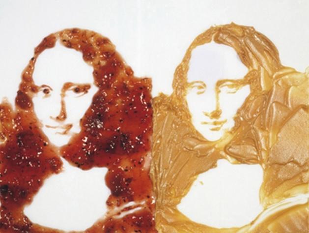 «Mona Lisa Doble» - Série «Después de Warhol», 1999 | Crédit Photo --- Banrepcultural.org