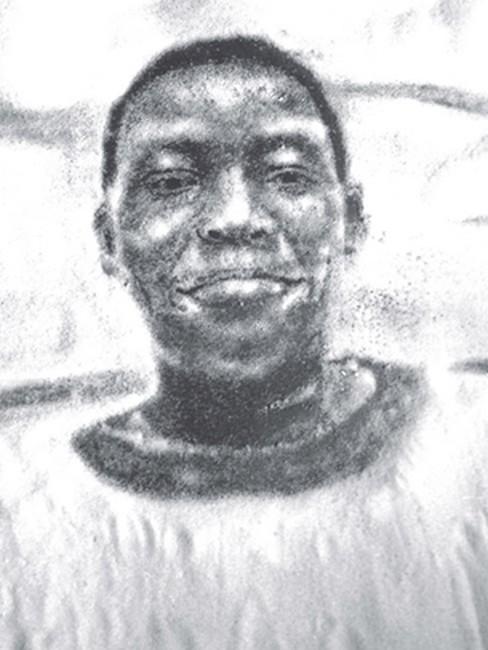 «Big James suda montones» - Série «Niños de azúcar», 1996 | Crédit Photo --- Banrepcultural.org