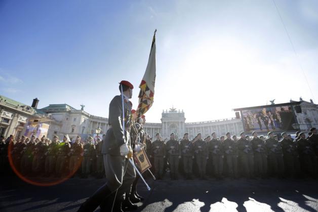 Crédits Photo -- Service de presse de la Présidence fédérale de la République d'Autriche