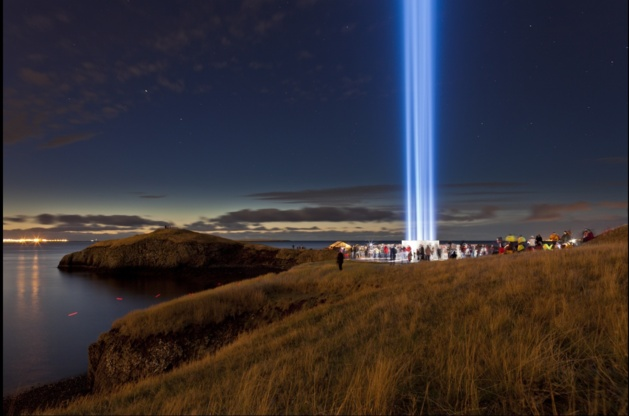 Imagine Peace Tower | DR
