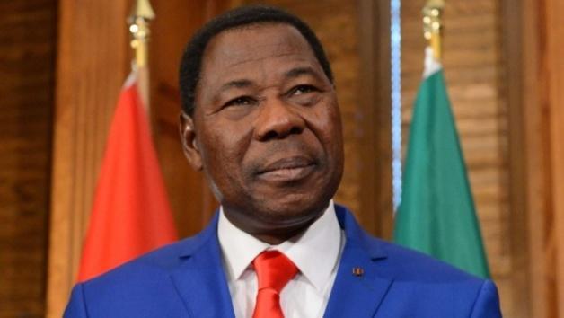 Le président Boni Yayi | Crédits photo -- Sean Kilpatrick/AP