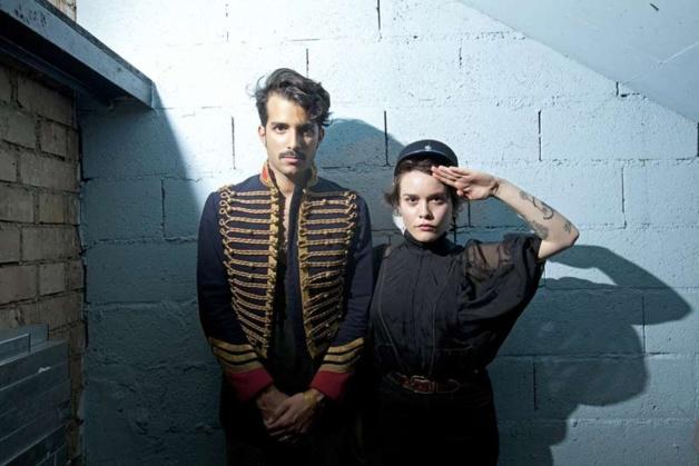 Kadebostan et Amina | Crédits Photo -- Yannick Maron et Arthur Lehmann