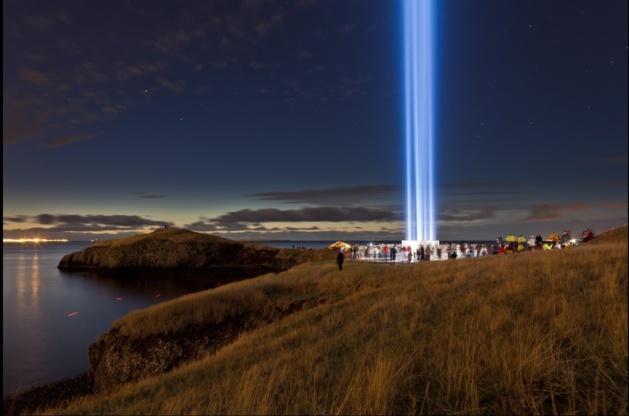 Imagine Peace Tower | DR