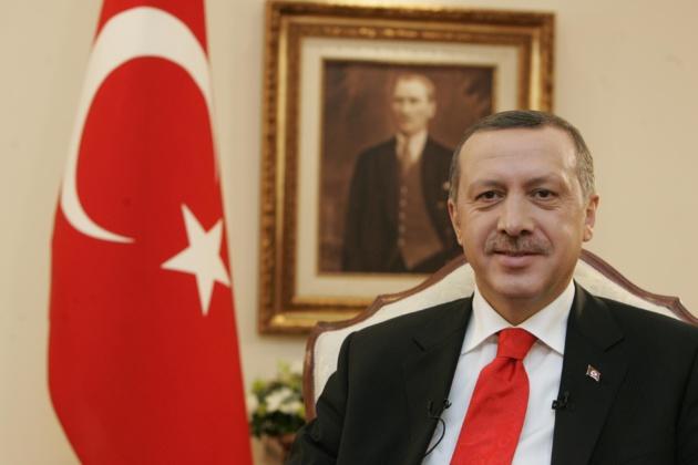 Recep Tayyip Erdoğan |  DR